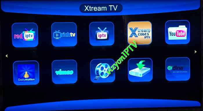 Redline Xtream Codes iptv Kurulum resimli anlatım redline ts2500