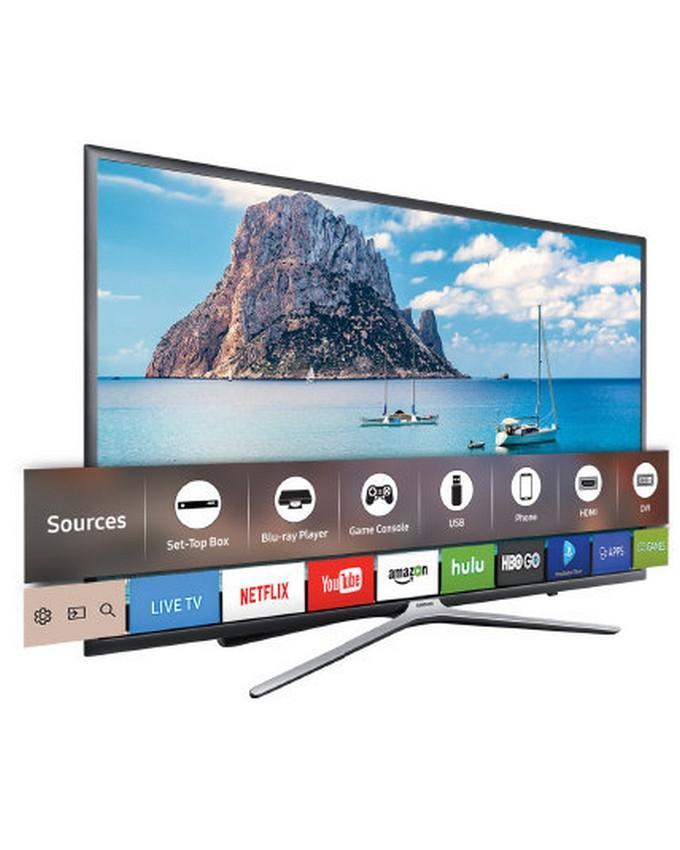 Samsung Smart Tv'lerde Manuel Smart Iptv Kurulumu